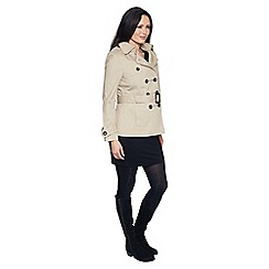 David Barry - Natural trench ladies jacket