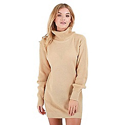 Be Jealous - Chunky knitted oversized jumper