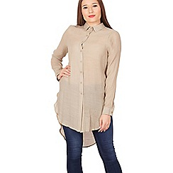 Izabel London - Full sleeve shirt top