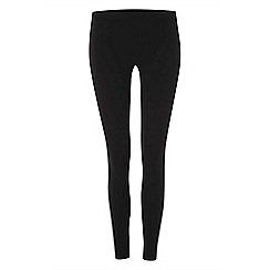 Roman Originals - Black plain leggings