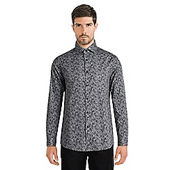 Steel & Jelly - Grey limited edition paisley print shirt