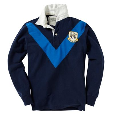 Navy Blue Trinity Rugby Shirt