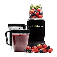 JML - JML Nutri Blitzer Nutrition Blender and Extractor