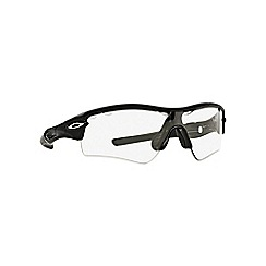 Oakley - Black irregular OO9051 sunglasses