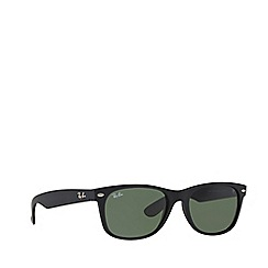 Ray-Ban - Black new wayfarer square RB2132 sunglasses