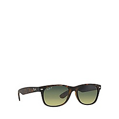Ray-Ban - Brown square '0RB2132' sunglasses