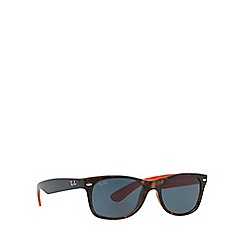 Ray-Ban - Brown 'New Wayfarer' RB2132 sunglasses