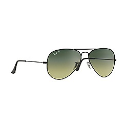 Ray-Ban - Black  aviator RB3025 sunglasses