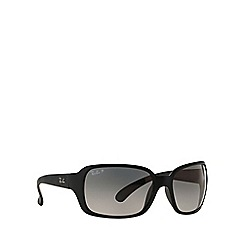 Ray-Ban - Black square 'RB4068' sunglasses