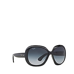 Ray-Ban - Black 'Jackie Ohh' butterfly RB4098 sunglasses