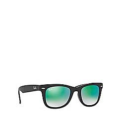 Ray-Ban - Black RB4105 square sunglasses
