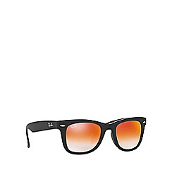 Ray-Ban - Black RB4105 square sunglasses