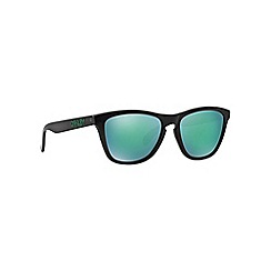 Oakley - Black 'Frogskins' OO9013 square sunglasses