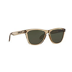 Oakley - Light Brown d-frame 0OO9013 sunglasses