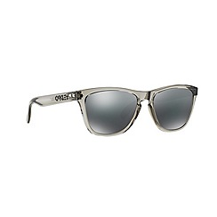 Oakley - Grey d-frame 0OO9013 sunglasses