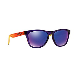 Oakley - Purple d-frame OO9013 sunglasses