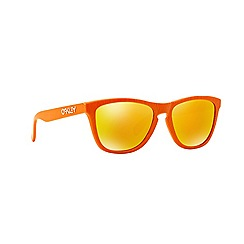 Oakley - Orange d-frame OO9013 sunglasses