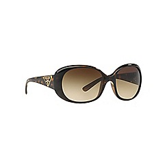 Prada - Brown round '0PR27LS' sunglasses