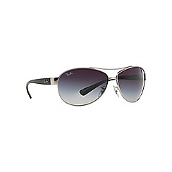 Ray-Ban - Silver  aviator RB3386 sunglasses