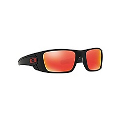 Oakley - Black rectangle OO9096 sunglasses