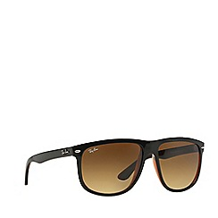 Ray-Ban - Black square RB4147 sunglasses