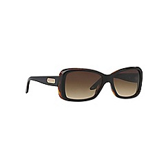 Ralph Lauren - Black rectangle '0RL8066' sunglasses
