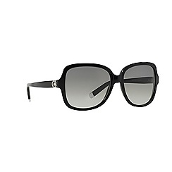 DKNY - Black square DY4078B sunglasses