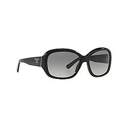 Prada - Black rectangle PR 31NS sunglasses