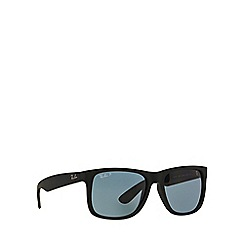 Ray-Ban - Black rectangle RB4165 sunglasses