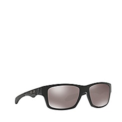 Oakley - Polished black 'Jupiter' OO9135 square sunglasses