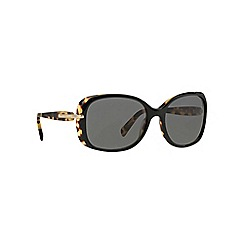 Prada - Black square '0PR08OS' sunglasses