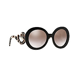Prada - Brown round PR 27NS sunglasses
