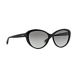 DKNY - Black cat eye DY4084 sunglasses