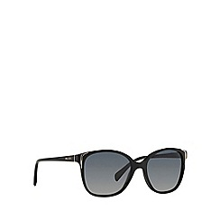 Prada - Black square PR 01OS sunglasses