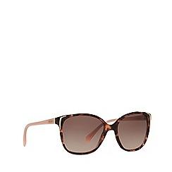 Prada - Pink PR01OS square sunglasses