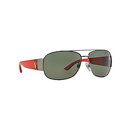 Polo Ralph Lauren - Grey square '0PH30630' sunglasses