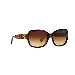 Coach - Brown square '0HC8001' sunglasses
