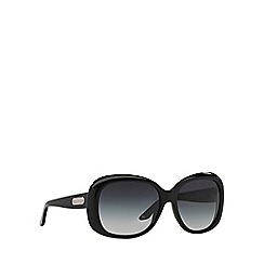 Ralph Lauren - Black square RL8087 sunglasses