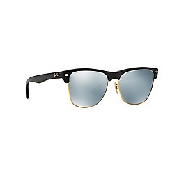 Ray-Ban - Black clubmaster square RB4175 sunglasses