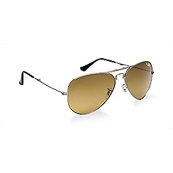 Ray-Ban - Gunmetal  aviator RB3479 sunglasses