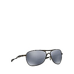 Oakley - Grey OO6014 pilot sunglasses