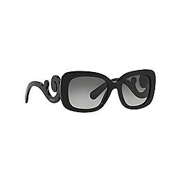Prada - Black rectangle PR 27OS sunglasses