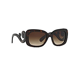 Prada - Brown square '0PR27OS' sunglasses