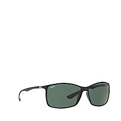 Ray-Ban - Black 'Liteforce' square RB4179 sunglasses