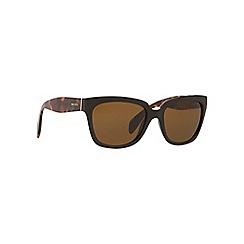 Prada - Brown square PR 07PS sunglasses