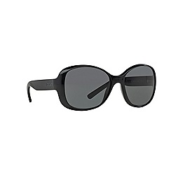 DKNY - Black square DY4102 sunglasses