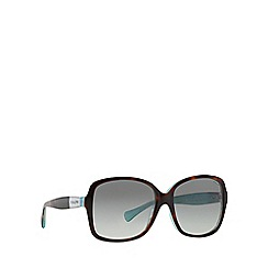 Ralph - Brown RA5165 square sunglasses