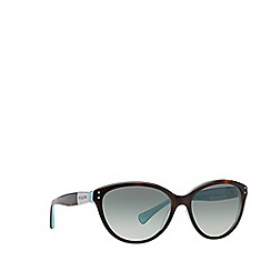 Ralph - Blue RA5168 cat eye sunglasses