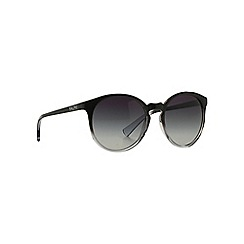 Ralph - Black RA5162 round sunglasses
