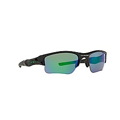 Oakley - Black irregular '0OO9009' sunglasses